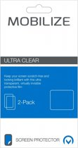 Mobilize Screenprotector voor Nokia Lumia 900 - Clear / Duo Pack
