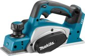 Makita DKP180Z 18V Li-Ion accu schaafmachine - 82mm body voorheen BKP180Z