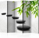 Vouwscherm - Zen Stones II [Room Dividers]
