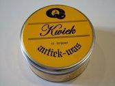 Kwiek KLEURwas - kleur STRIPPED antiek meubel was - blik meubelwas