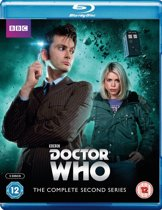Doctor Who - Series 2 [Blu-ray] (Import)