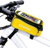 HAWEEL telefoonhouder fiets - Apple iPhone 6/6s - Waterdicht - Opbergruimte