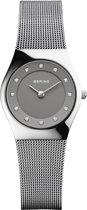 BERING 11927-309 - Horloge - RVS - Zilverkleurig - Ø 27 mm