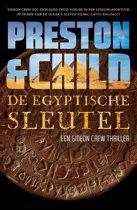 Boekomslag van 'De Egyptische sleutel'