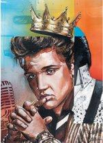 Elvis Presley canvas (40x60cm)