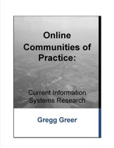 Online Communities of Practice: Current Information Systems Research