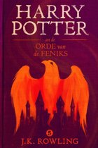 De Harry Potter-serie 5 - Harry Potter en de Orde van de Feniks