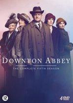 DVD cover van Downton Abbey - Seizoen 5