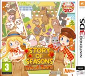 Story of Seasons: Trio of Towns - 2DS + 3DS