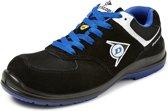 Dunlop Shoes Flying Sword lage veiligheidssneaker S3 zwart/blauw 46