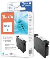 Peach 316384 Cyaan inktcartridge