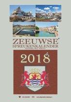 Zeeuwse spreukenkalender 2018