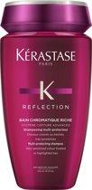 Kerastase Reflection Bain Chromatique Riche 250ml Vrouwen Zakelijk Shampoo