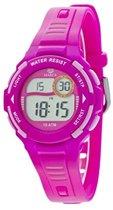 Marea B25133/2 digitaal horloge 34 mm 100 meter roze