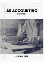 AS Accounting Workbook