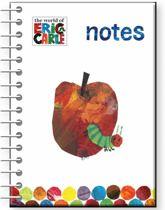 A5 notitieboek - Eric Carle - Appel