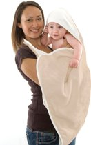 Cuddledry - Originele Cuddledry handdoek - Oatmeal/white - One size