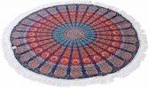 Myroundie - roundie - rond strandlaken - 100% katoen – 142
