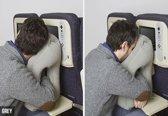 Opblaasbare Reiskussen - Travel Pillow - Nekkussen - LUXE REISKUSSEN - Multifunctioneel Kussen Voor Onderweg - Compact & Comfortabel - Reizen - vliegen - rondreizen - backpakken - hoofdkussen