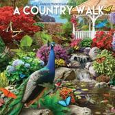 A Country Walk 2020 Square Hopper