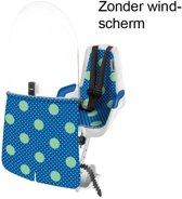 Bobike Mini Classic Fietsstoeltje met Kussenset - Limited Jubilee Edition Blauw