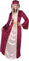 Renaissance Queen - Kostuum - Maat 36-38