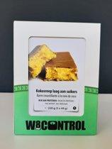 W8CONTROL Cocos Crunch bar (5x44g) - LOW CARB - Fase1