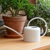 Retro Gieter voor binnen - Plantengieter - Krijt Grijs - 1,1l - Gietertje