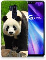 LG G7 Thinq TPU Hoesje Design Panda