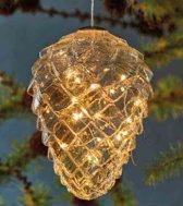 Sirius Home Celina Cone Light decoration figure Geschikt voor gebruik binnen 20lampen LED Transparant