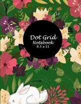 Dot Grid Notebook 8.5 X 11