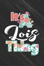 It's Lois Thing