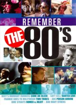 Remember the 80's (dvd)
