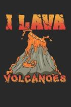 I Lava Volcanoes