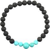 Unukalhai Turquoise Armband XXXL | 23 cm