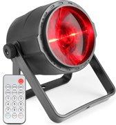 BeamZ PLS30 Disco-spotlight Zwart Geschikt voor gebruik binnen