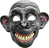 Partychimp - Masker - Vrolijke chimpansee