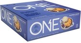 Oh Yeah Bars Oh Yeah! One Bar - Eiwitreep - 1 box (12 eiwitrepen) - Blueberry Cobbler