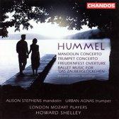 Hummel: Mandolin Concerto, Trumpet Concerto etc / Alison Stephens et al