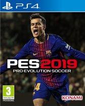 Cover van de game Pro Evolution Soccer 2019 (PES) - PS4