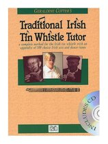 Geraldine Cotter's Traditional Irish Tin Whistle Tutor