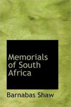 Memorials of South Africa