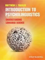Introduction to Psycholinguistics