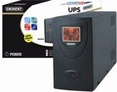Image of 1600VA - UPS noodstroomvoorziening - Eminent (8716065213713)