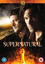 Supernatural - Seizoen 10 (Import)