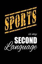 Sports Is My 2nd Language
