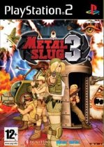 Metal Slug 3 /PS2