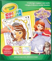 Crayola Color Wonder kleurboek Sofia the First