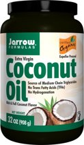 Jarrow Formulas Coconut Oil Extra Virgin