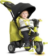 SmarTrike - SWING DELUXE 4 in 1 Driewieler - Lime groen